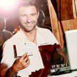 DJ Harry Garcias Musikwunschkarten