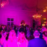 Brautwalzer im Schloss Solitude mit DJ Harry Garcia