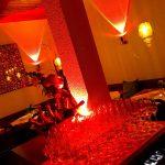 Restaurant Casa Mia in Flein mit ambienter Beleuchtung