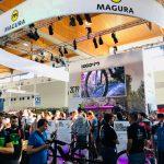 DJ Harry Garcia auf der Eurobike Standparty von Magura