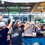 DJ Harry Garcia rockt die Eurobike Standparty von Magura
