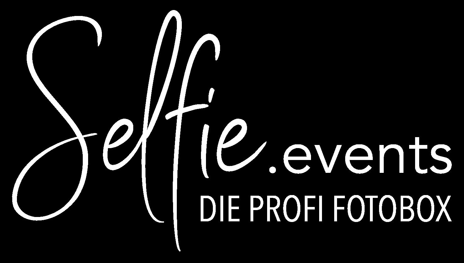 Selfie.events Fotobox Logo