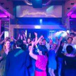 DJ Harry Garcia sorg für Stimmung im Gaumentanz