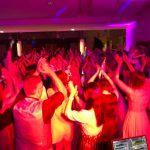 Handsup und Stimmung mit DJ Harry Garcia