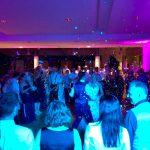 DJ Harry Garcia moderiert den Eröffnungstanz
