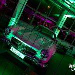 ambient beleuchteter Kienle Mercedes Oldtimer
