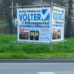 Plakat_VW-Autohaus_Voelter_ue30-Party