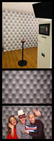 Hintergrundmotivstoff Polster Grau